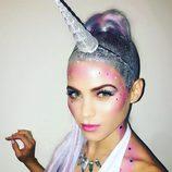 Jenna Dewan se disfraza de unicornio por Halloween 2016