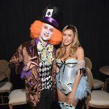 Ryan Lochte y Kayla Rae Reid se disfrazan por Halloween 2016