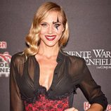 Patricia Montero se disfraza por Halloween 2016
