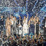 """El concierto de 'OT. El reencuentro' finaliza con """"Mi música es tu voz"""""""