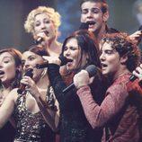 Los concursantes de 'Operación Triunfo' cantan