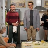 Bruno hablando a un decaído Vicente en 'La que se avecina'