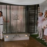 Ceremonia en el jardín de Enrique en 'La que se avecina'