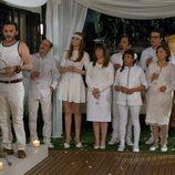 Noche especial en el patio de Enrique en 'La que se avecina'