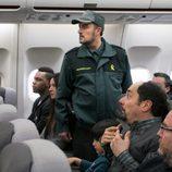 La Guardia Civil retiene a Antonio en 'La que se avecina'