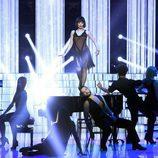 Beatriz Luengo interpreta a Catherine Zeta-Jones en la quinta gala de 'Tu cara me suena'