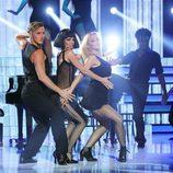 """Beatriz Luengo se viste de Catherine Zeta-Jones para cantar """"All that Jazz"""" en la quinta gala de 'Tu cara me suena'"""
