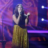 Lorena Gómez se pone en la piel de India Martínez en la quinta gala de 'Tu cara me suena'