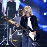 Canco Rodríguez se pone en la piel de Nirvana en la quinta gala de 'Tu cara me suena'