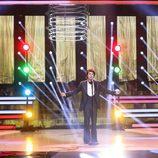 Frank Diago interpreta a Miguel Gallardo en la quinta gala de 'Tu cara me suena'