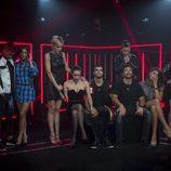 Los concursantes esperan la decisión de la audiencia en 'Gran Hermano'