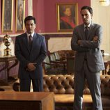 César Gaviria y Mendoza en 'Narcos'