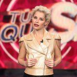 Soraya Arnelas formará parte del jurado del nuevo talent show 'Tú sí que sí'