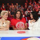 Silvia Abril, Rafa Méndez y Soraya Arnelas juzgarán a los participantes de 'Tú sí que sí'