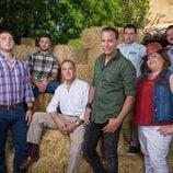 Los participantes de la quinta temporada de 'Granjero  busca esposa'