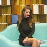 Simona espera en el confesionario de 'Gran Hermano'