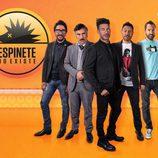 El equipo de 'Espinete no existe' de TVE