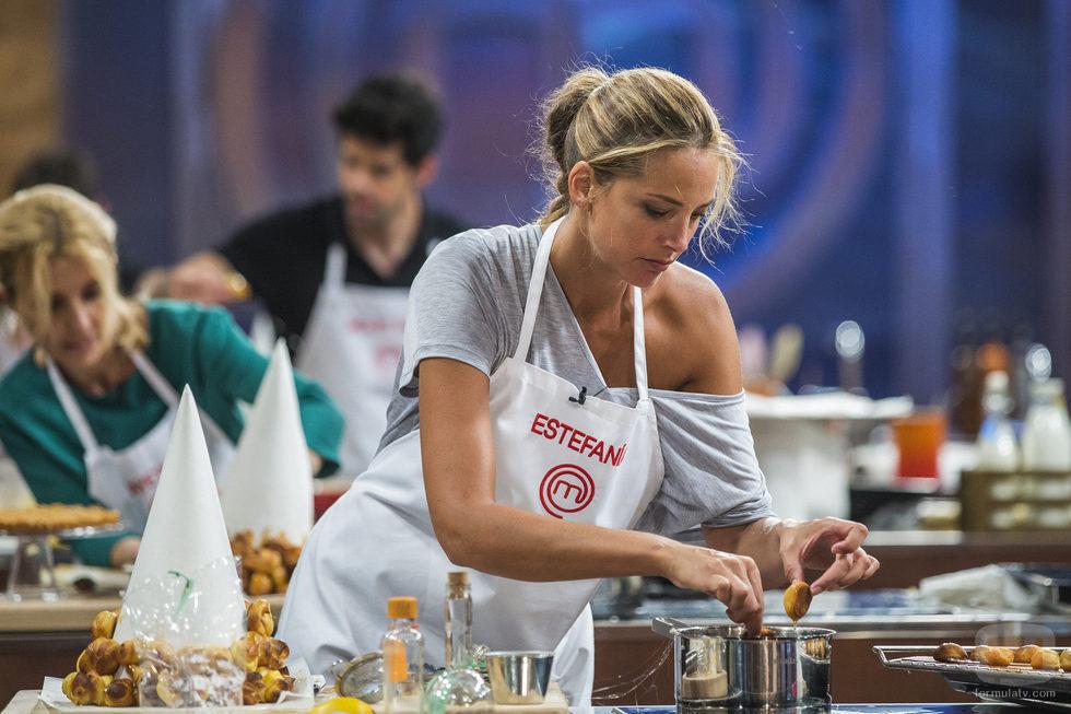 Estefania Luyk, nueva concursante de 'MasterChef Celebrity'