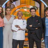 Paco Torreblanca visita las cocinas de 'MasterChef Celebrity'