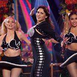 Rosa López imita a Thalia en 'Tu cara me suena'