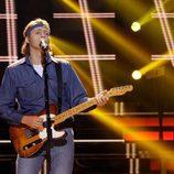 David Guapo es Dire Straits en 'Tu cara me suena'