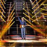 David guapo se transforma en Dire Straits en 'Tu cara me suena'