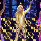 Yolanda Ramos imita Norma Duval en la sexta gala de 'Tu cara me suena'