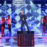 Blas Cantó se viste de Ricky Martin en 'Tu cara me suena'
