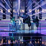 Esther Arroyo da vida a los Rolling Stones en 'Tu cara me suena'
