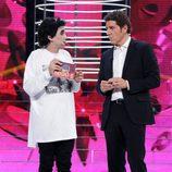 Canco Rodríguez junto con Manel Fuentes es el ganador de la sexta gala de 'Tu cara me suena'