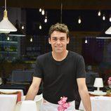 Juanjo, el nuevo camarero de 'First Dates'