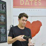 El nuevo camarero de 'First Dates' es Juanjo