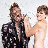 Sara Escudero se desnuda para Torito
