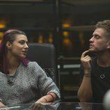 Bea y Rodrigo juntos en el Club de 'Gran Hermano'