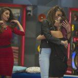 Clara se despide de Bea en 'Gran Hermano'