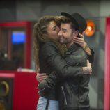 Clara se despide de Miguel en 'Gran Hermano'