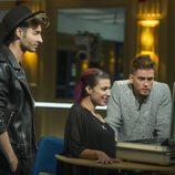 Miguel, Bea y Rodrigo se hacen los dueños del Club