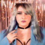 Marina Jade se corona para promocionar su gira de conciertos