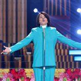 Yolanda Ramos actúa como Jean Jacques en la séptima gala de 'Tu cara me suena'