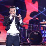 Blas Cantó canta como Alejandro Fernández en la séptima gala de 'Tu cara me suena'