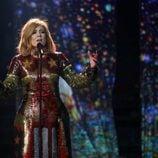 Lorena Gómez se mete en la piel de Adele en la séptima gala de 'Tu cara me suena'