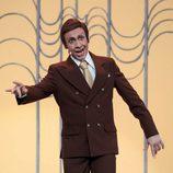 Canco Rodríguez encarna a Eduard Khil en la séptima gala de 'Tu cara me suena'