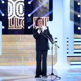 Juan Muñoz es Roberto Carlos en la séptima gala de 'Tu cara me suena'