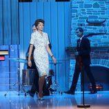 Esther Arroyo es Patsy Cline en la séptima gala de 'Tu cara me suena'