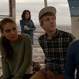 Caitlin Stasey, Josh Thomas y Keegan Joyce en 'Please Like Me'