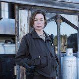 Julianne Ncholson es la agente Helen Torrance en 'Eyewitness'