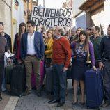 Los vecinos de Montepinar se mudan al pueblo de Amador en 'La que se avecina'