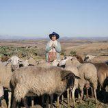 Doña Fina se convierte en una pastora en 'La que se avecina'