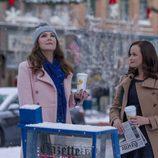 Lorelai y Rory disfrutan del invierno en 'Las cuatro estaciones de las chicas Gilmore'