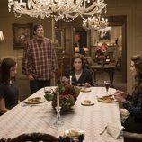 La cena más tensa de 'Las cuatro estaciones de las chicas Gilmore'
